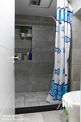 酒店式公寓炫酷黑白灰设计---…_2521470