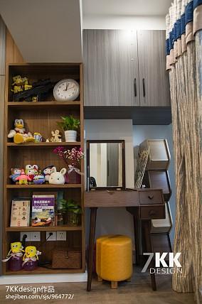 酒店式公寓炫酷黑白灰设计---…_2521473