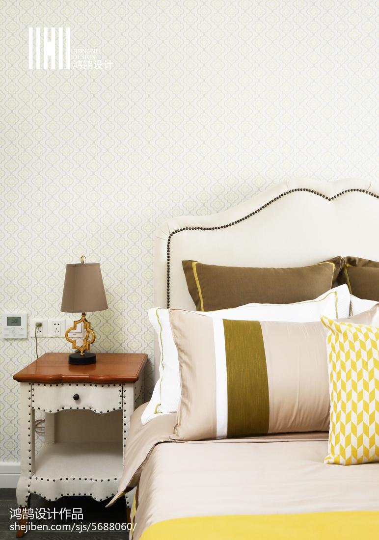 热门103平方三居卧室混搭装修设计效果图片大全卧室潮流混搭卧室设计图片赏析