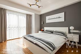 精美117平北欧三居装修设计图三居北欧极简家装装修案例效果图