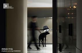 平现代二居客厅图片大全家装装修案例效果图