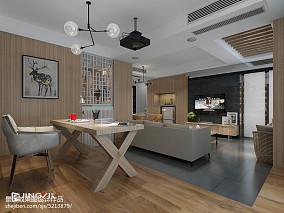 日式公寓家装效果图