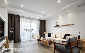 精选日式三居客厅效果图片欣赏