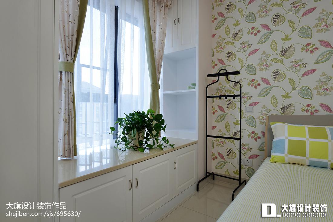 热门宜家四居卧室装修图片欣赏卧室现代简约卧室设计图片赏析