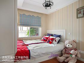 舒适新古典风格儿童房装修