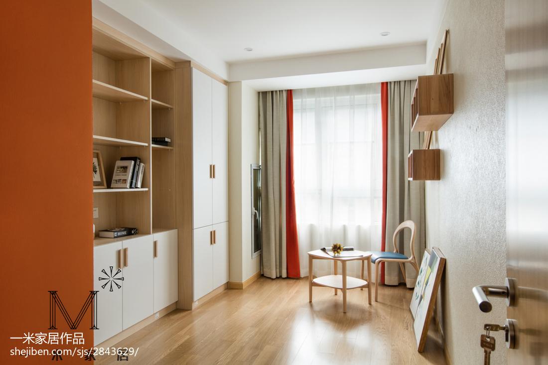 日式风格书房装修图片日式设计图片赏析