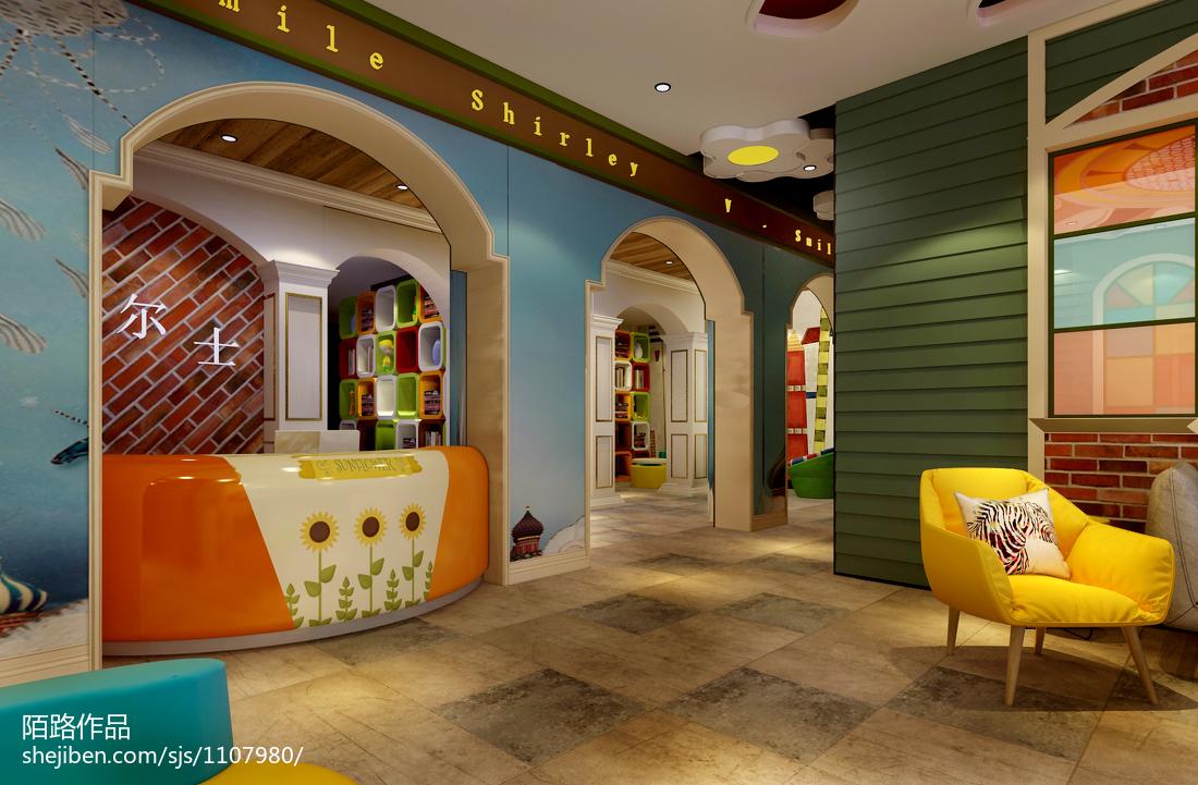 复古风格咖啡厅设计图片赏析