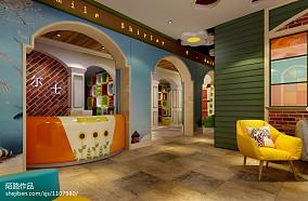复古风格咖啡厅