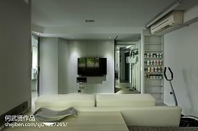 精选大小78平现代二居客厅欣赏图客厅1图现代简约设计图片赏析
