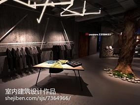 中式风格火锅店装修