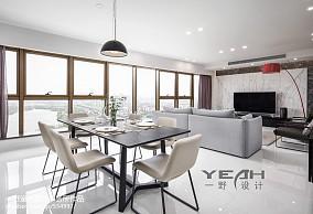 2018现代二居餐厅装修图片