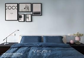 湖·盼佳人卧室现代简约设计图片赏析