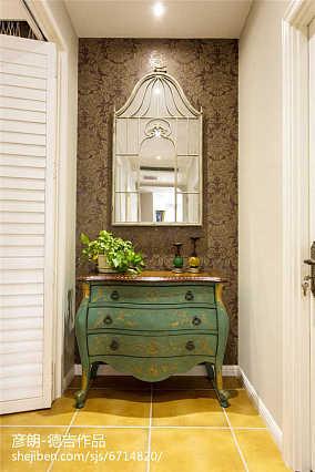 美式简约复式室内家居装饰效果图