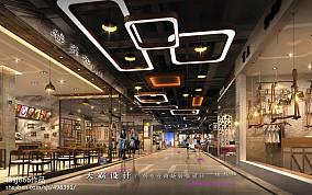 酒店大堂设计平面图