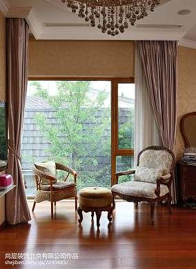 精美面积124平别墅休闲区欧式装修图