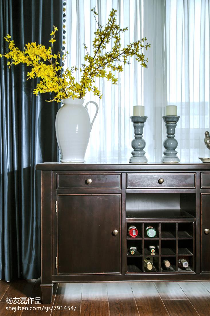 美式柜子装饰美式经典设计图片赏析