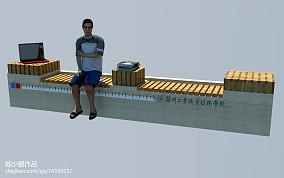 中式会所吊顶
