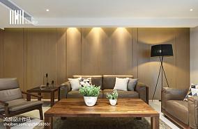 精选四居客厅现代效果图片