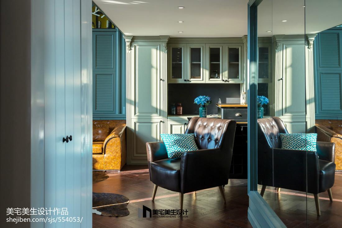 平米混搭复式客厅装修实景图片欣赏客厅