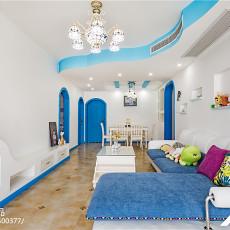 精选地中海三居客厅装饰图片大全