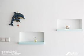 热门三居玄关地中海实景图片