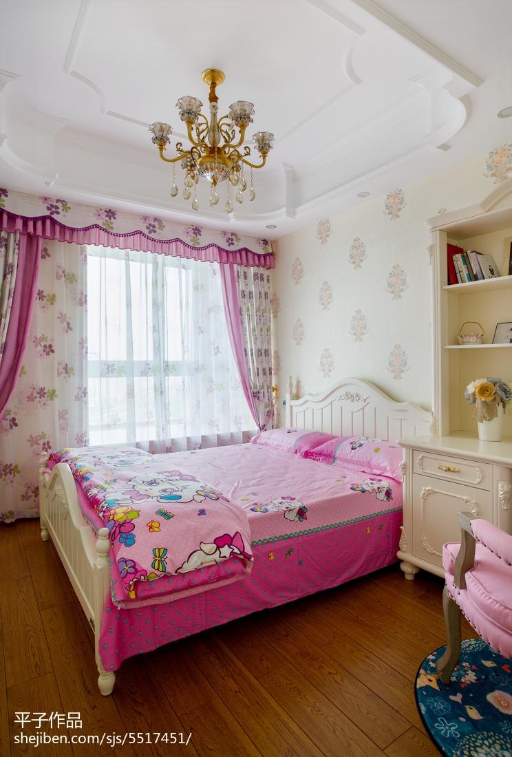 温馨混搭风格儿童房装修潮流混搭设计图片赏析