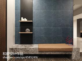 精美面积99平现代三居休闲区装修设计效果图片欣赏