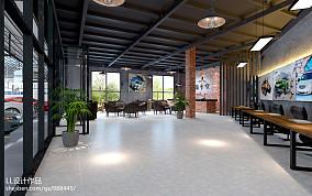 大气现代简约大气的客厅图片