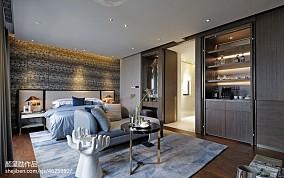 热门卧室现代实景图片
