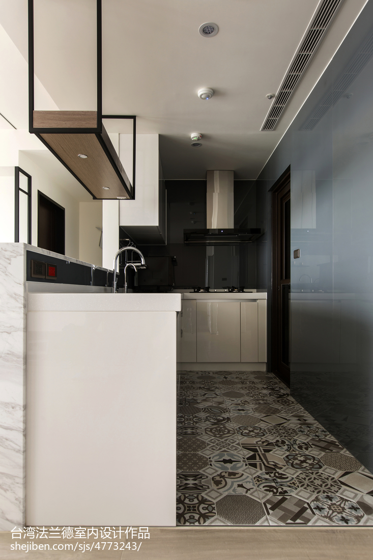 家居简约风格厨房设计现代简约设计图片赏析