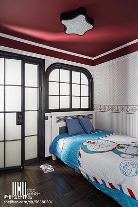精美79平米二居卧室混搭装修设计效果图片欣赏