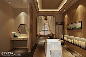 阁楼卧室装修样板房