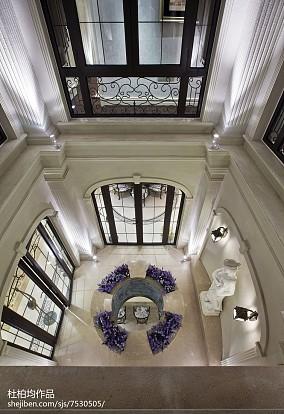 精美客厅欧式效果图片样板间欧式豪华家装装修案例效果图
