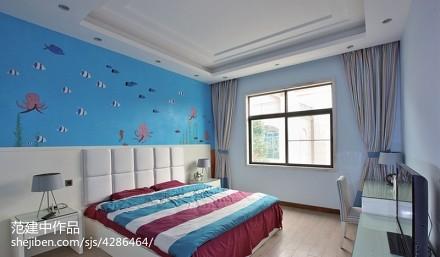 热门中式卧室装修图片大全卧室