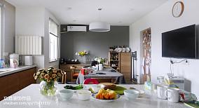 精选简约三居厨房欣赏图