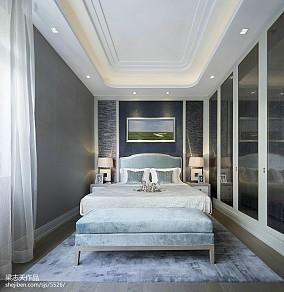 热门现代卧室装饰图片欣赏