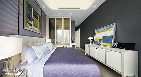 2018现代卧室欣赏图片
