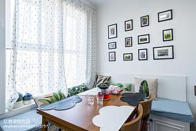 简约北欧风格照片墙设计