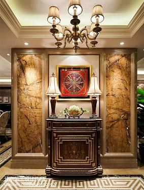 温馨324平法式样板间美图样板间欧式豪华家装装修案例效果图