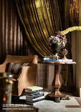 明亮318平法式样板间客厅装修美图样板间欧式豪华家装装修案例效果图