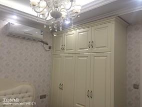 2018简欧小户型卧室装修图片大全
