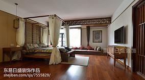 大气496平中式别墅美图别墅豪宅中式现代家装装修案例效果图