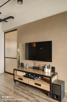 2018精选面积76平二居客厅装修欣赏图
