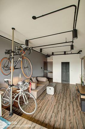 热门70平米二居客厅装饰图片大全
