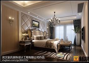 靓丽卧室木工衣柜效果图