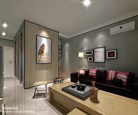 精选75平米二居装修图片欣赏