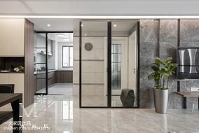 现代风格家居隔断效果图客厅现代简约客厅设计图片赏析