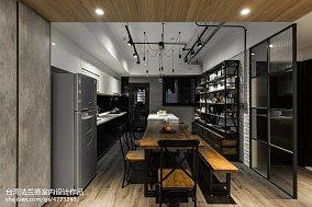 LOFT风格简约餐厅设计