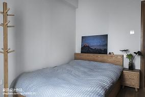 日式风格的卧室