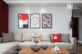 精美三居客厅北欧装饰图片